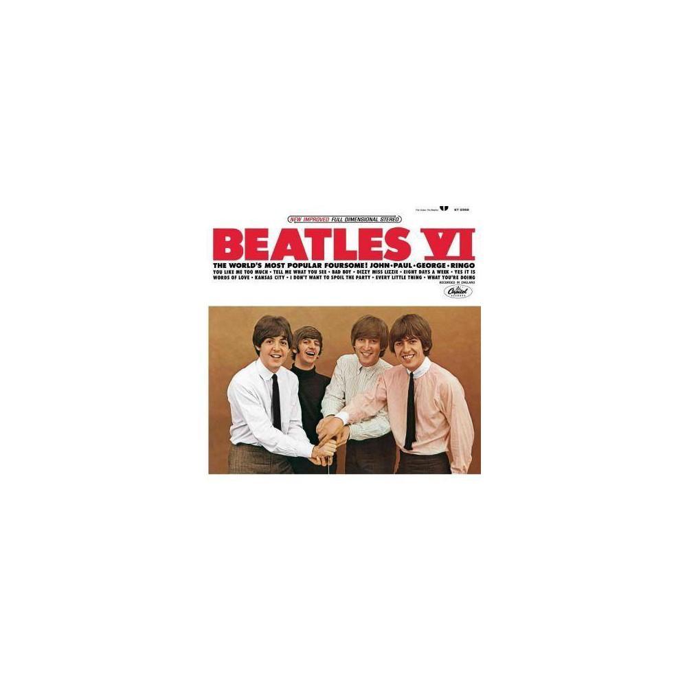 The Beatles Beatles Vi Mini Lp Replica Cd