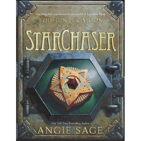 Todhunter Moon, Book Three: Starchaser - (World of Septimus Heap) by  Angie Sage (Hardcover) - image 1 of 1