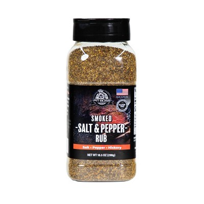 Pit Boss Smoked Salt and Pepper