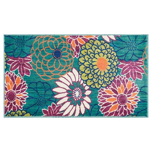 "Loloi Isabelle Accent Rug - Green (2'2""X3'9"") - image 1 of 1"