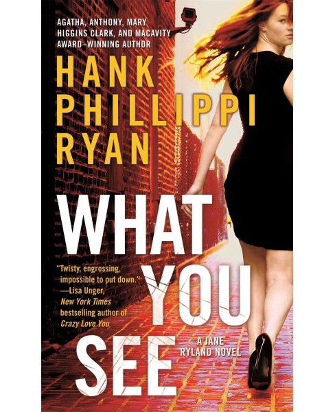 What You See (Reissue) (Paperback) (Hank Phillippi Ryan) - image 1 of 1