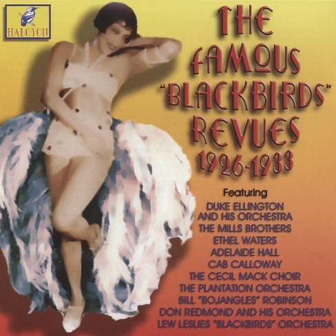 Various - Famous blackbirds revue (CD) - image 1 of 1