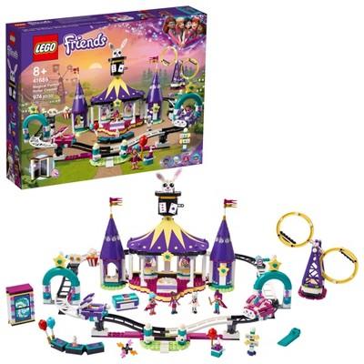 LEGO Friends Magical Funfair Roller Coaster 41685 Building Kit