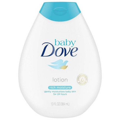 Baby Dove Rich Moisture 24-Hour Moisturizing Baby Lotion - 13oz - image 1 of 4