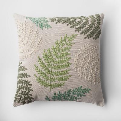 Botanical Throw Pillow (18 )- Threshold™