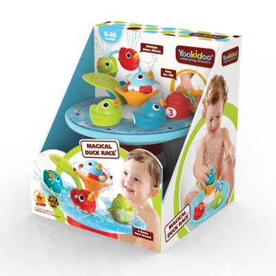 Yookidoo Magical Duck Race Bath Toy