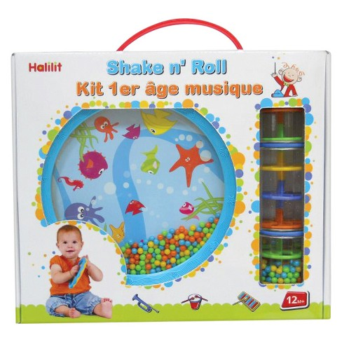 Edushape Shake 'N Roll Action/reaction Toy - image 1 of 4