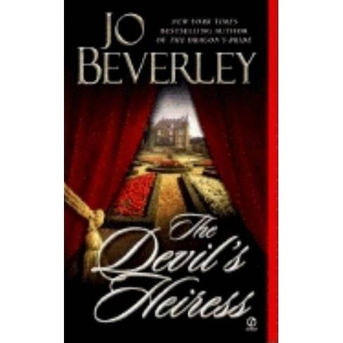 The Devil's Heiress - (Historical Romance, Signet) by  Jo Beverley (Paperback) - image 1 of 1