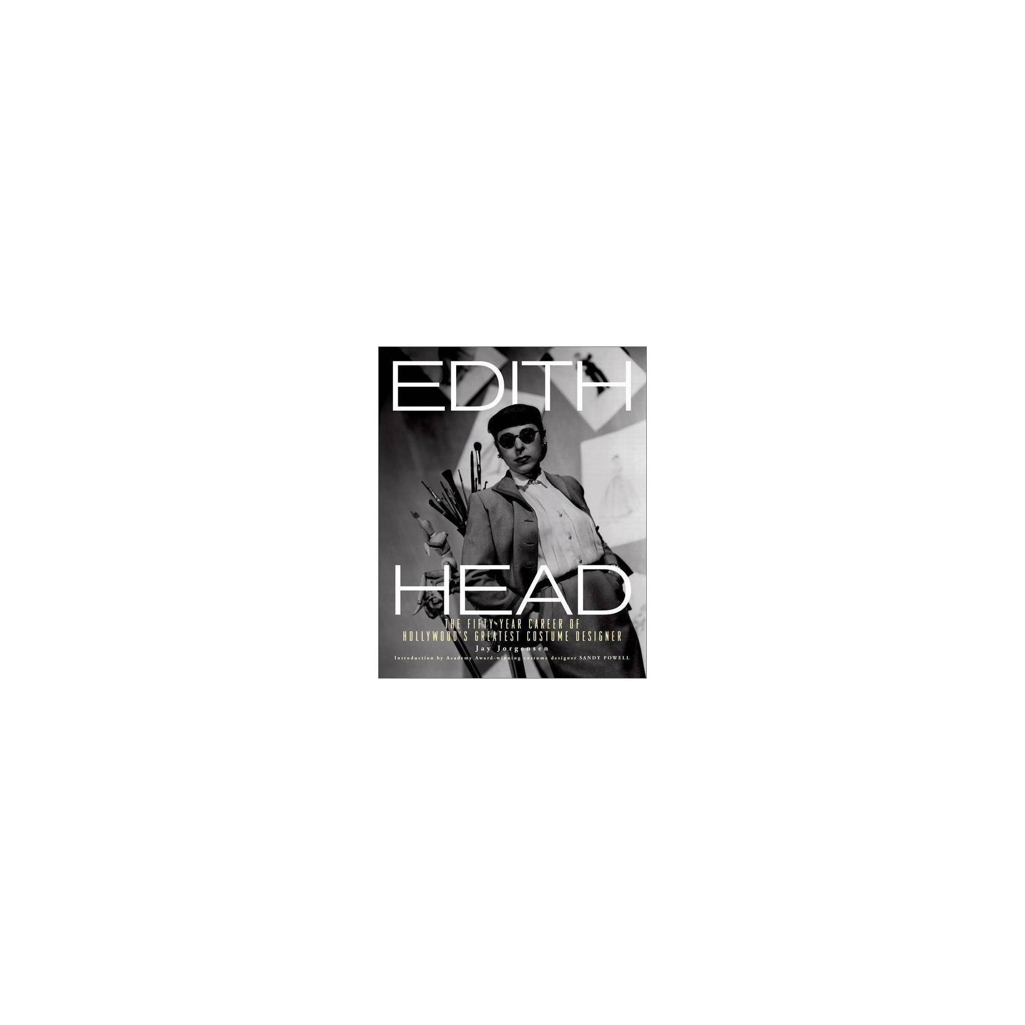 Edith Head - by Jay Jorgensen (Hardcover)