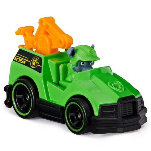 PAW Patrol Mission Rocky Diecast Vehicle - image 1 of 4