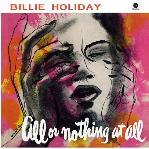 Billie Holiday - All Or Nothing at All (Vinyl) - image 1 of 1
