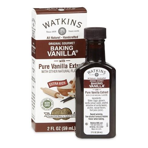 Watkins Double Strength Vanilla - 2oz - image 1 of 4