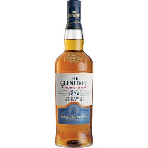 Glenlivet Founder's Reserve Scotch Whisky - 750ml Bottle - image 1 of 4