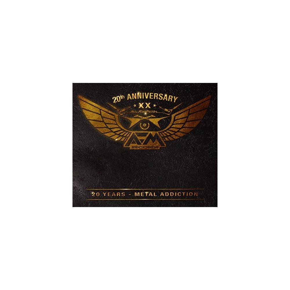 Various - 20 Years:Metal Addiction (CD)