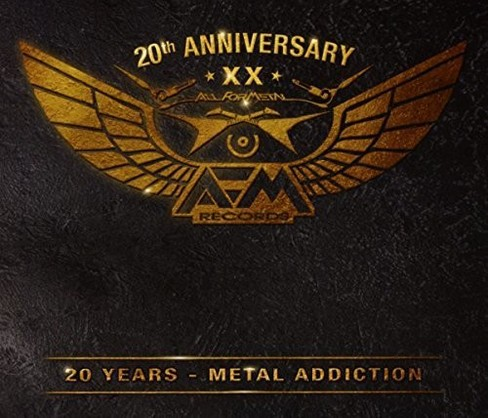 Various - 20 years:Metal addiction (CD) - image 1 of 1