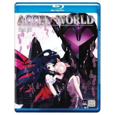 Accel World: Set 1 (Blu-ray) - image 1 of 1