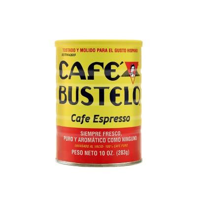 Coffee: Café Bustelo Espresso Ground Coffee