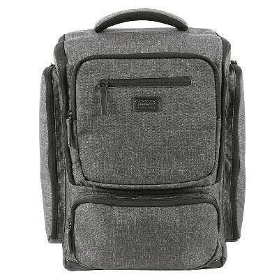 J World 18.5  Novel Laptop Backpack - Gray
