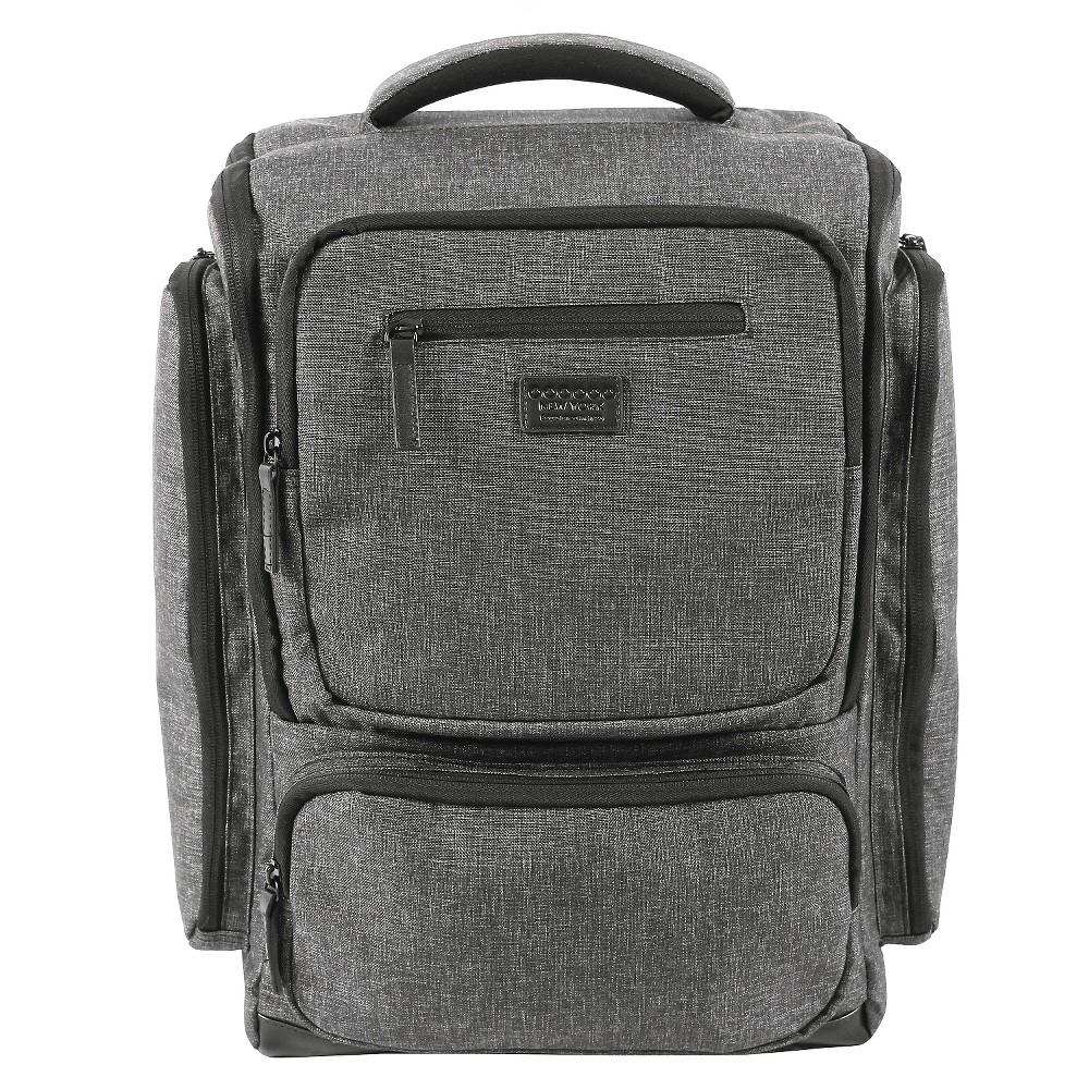 """J World 18.5"""" Novel Laptop Backpack - Gray"""