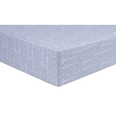 Trend Lab Fitted Crib Sheet - Little Dreamer