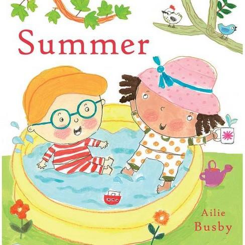 Summer - (Seasons) (Board Book) - image 1 of 1