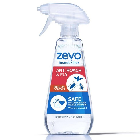 Zevo Ant Roach and Fly Insect Trigger Spray - 12 fl oz - image 1 of 4