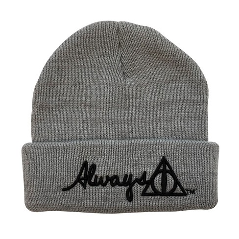 Beanies Harry Potter Harry Potter Grey - image 1 of 1