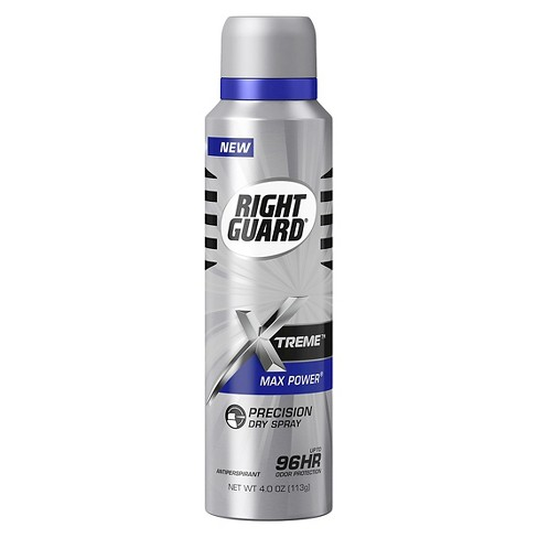 Right Guard Xtreme Max Power Dry Spray Antiperspirant - 4oz - image 1 of 1