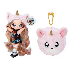Na! Na! Na! Surprise 2-in-1 Fashion Doll & Plush Pom with Confetti Balloon Unboxing