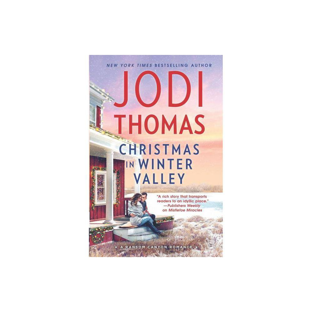 Christmas In Winter Valley Ransom Canyon 8 By Jodi Thomas Hardcover