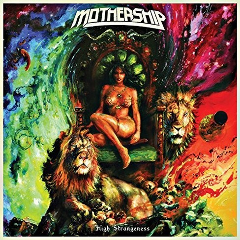 Mothership - High Strangeness (Vinyl) - image 1 of 1
