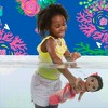 Baby Alive Shimmer 'n Splash Mermaid Baby Doll - Black  Hair - image 4 of 4