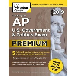 Cracking The AP Environmental Science Exam, 2019 Edition - (College