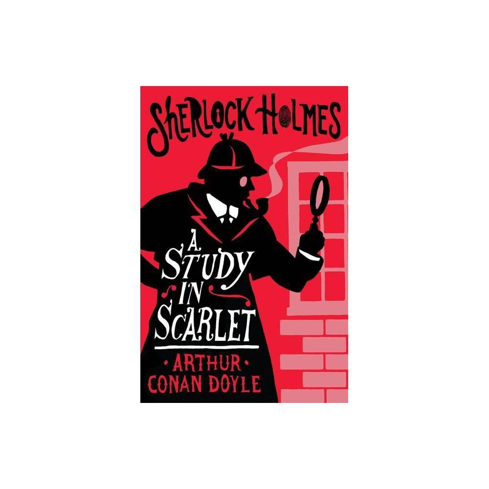 A Study In Scarlet Alma Junior Classics By Arthur Conan Doyle Paperback