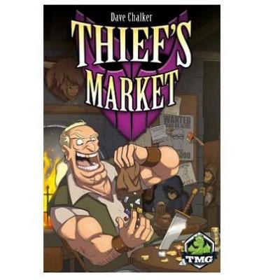 Thief's Market Board Game
