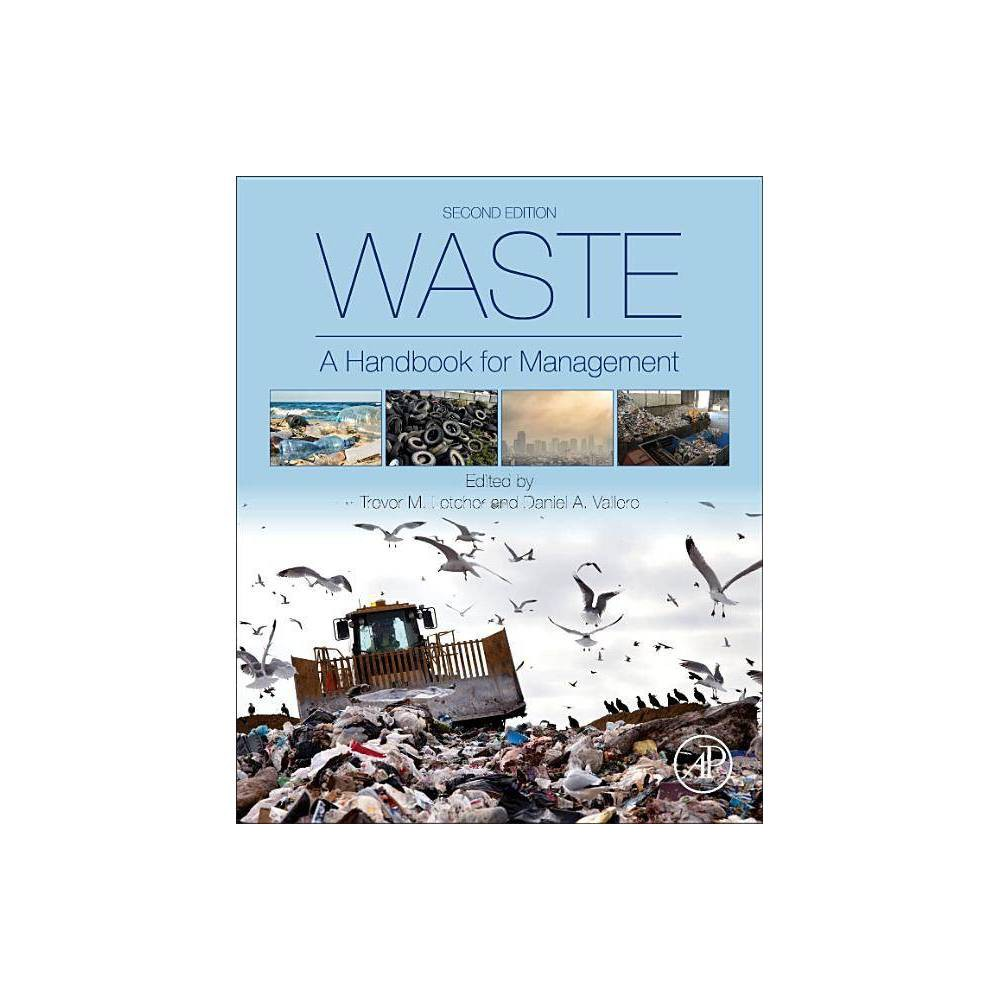 Waste 2nd Edition By Trevor M Letcher Daniel A Vallero Paperback