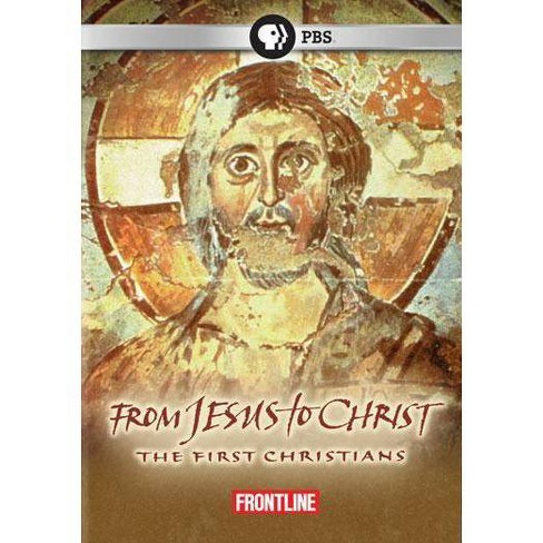 From Jesus to Christ: The First Christians (DVD) - image 1 of 1