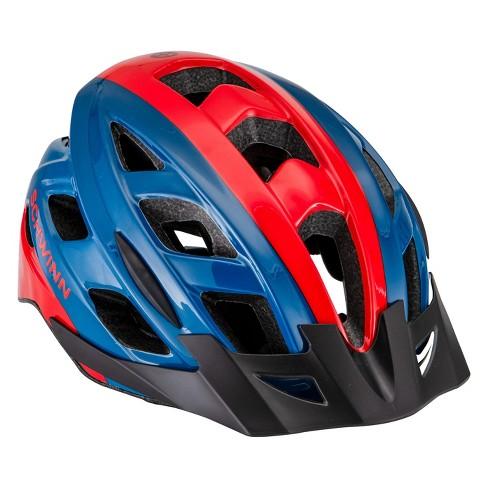 Schwinn Dash Kids' Helmet M - Navy/Red - image 1 of 4