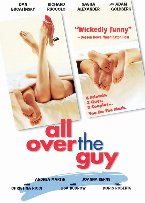 All over the guy (DVD) - image 1 of 1