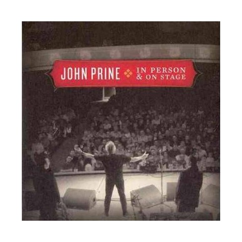John Prine - In Person & On Stage (CD) - image 1 of 2