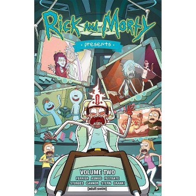 Rick and Morty Presents Vol. 2, 2 - by  Tini Howard & Lilah Sturges & Ryan Ferrier (Paperback)