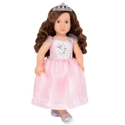 "Our Generation 18"" Doll with Ballroom Dress - Amina"