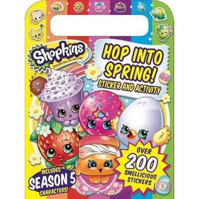 Shopkins Hop Into Spring! - (Paperback)
