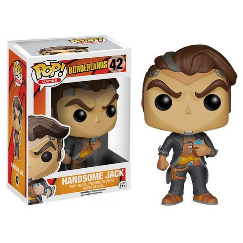 POP! Games - Borderlands - Handsome Jack - image 1 of 1