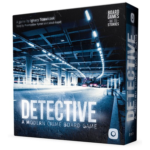 Detective Board Game - image 1 of 3