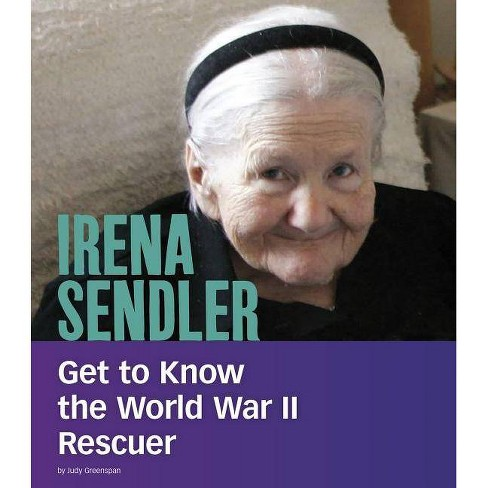 Irena Sendler - (People You Should Know) by  Judy Greenspan (Paperback) - image 1 of 1