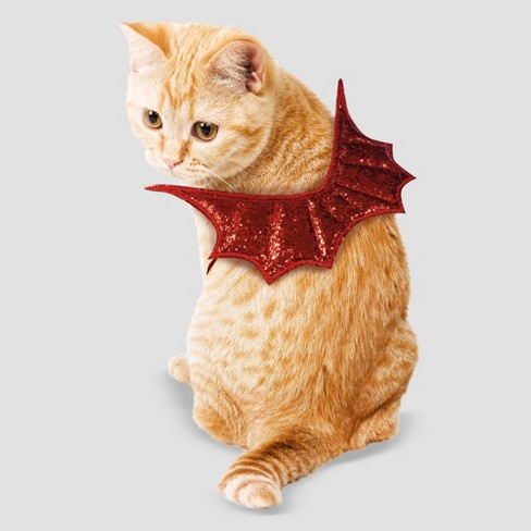 Devil Wings Halloween Cat Costume - Hyde & EEK! Boutique™ - image 1 of 3