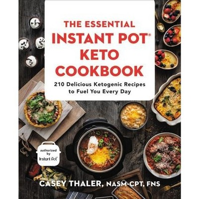 Essential Instant Pot Keto Cookbook Cooking Cooking + Food + Wine