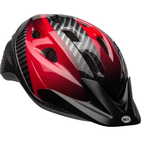 Bell Highlander Adult Helmet - Black/Red - image 1 of 4