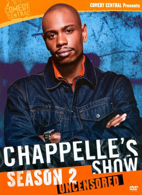 Chappelle's show:Season 2 (DVD) - image 1 of 1